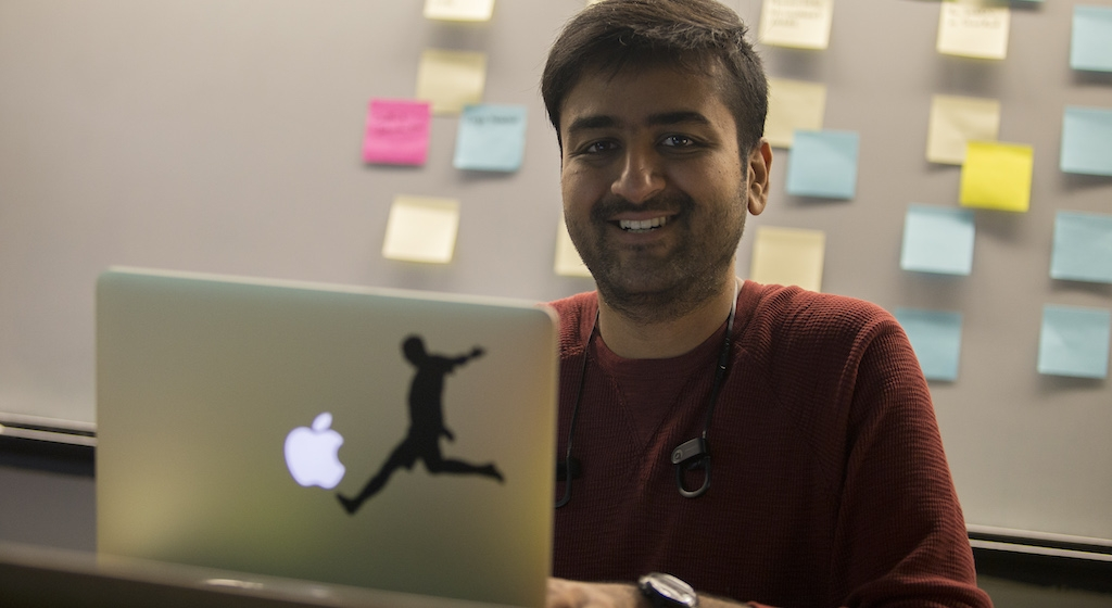 Through Writing and Programming, Karthik Srinivasan is Telling a Story
