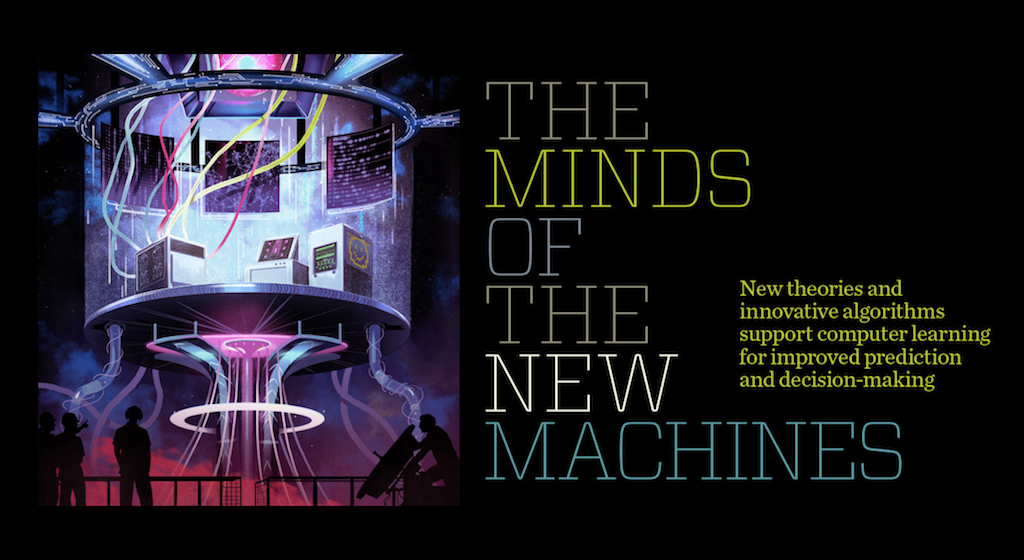 The Minds of the New Machines