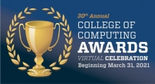 30th annual college of computing awards