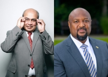 Ashok Goel will present a keynote speech and Charles Isbell will honored as a 2019 Fellow at AAAI.