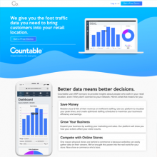 Countable Technologies Website