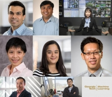 Eight faculty members affiliated with the Machine Learning Center at Georgia Tech have received tenure or a promotion that will begin for the 2019-2020 academic year.