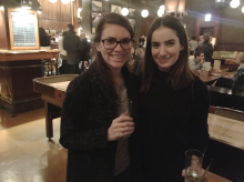 Stacey Truex, Ph.D. Computer Science, and Jenna McGrath, Ph.D. Public Policy